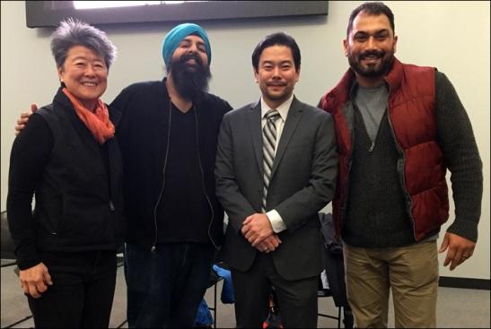 Hate Crimes Panelists